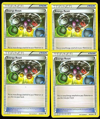 Fates Collide Uncommon NM-Mint Pokemon XY Energy Reset 98//124