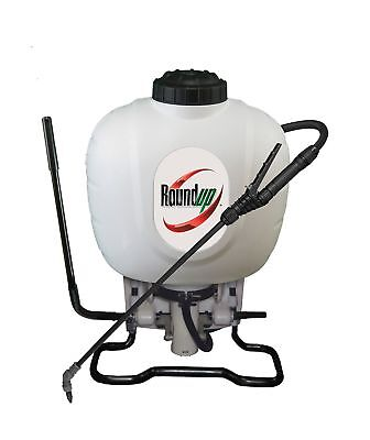 Roundup 190314 Backpack Sprayer For Fertilizers Herbicides Weed Killers And...