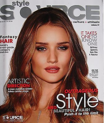 Rosie Huntington Whiteley  2013 Style Source Britney Spears  Giuliana Rancic