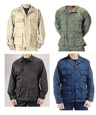 Rothco Military B.d.u. Rip-stop Shirts - Bdu Ripstop Shir...