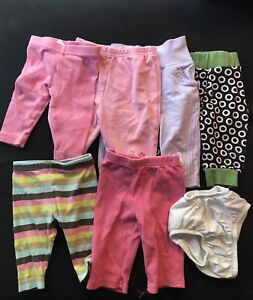 0-3 Month Pants & Diaper Cover