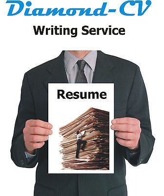 Diamond Cv Professional Resume  Cover And Follow Up Letter Writing Service