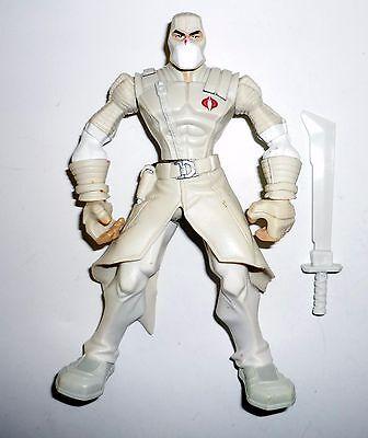 GI JOE STORM SHADOW Action Battlers Figure Ninja Mercenary COMPLETE w/SWORD 2008
