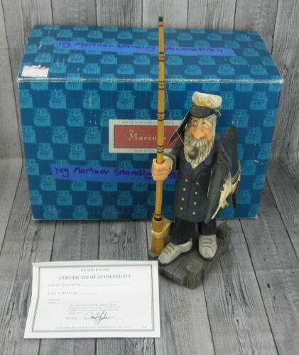 🔥David Frykman 1999 The Mariner DF3410 Figurine with COA Fishing Marlin🔥