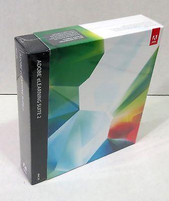 Adobe Elearning Suite 2 Mac Photoshop Cs5 Extended  Dreamweaver Cs5  Flash Cs5