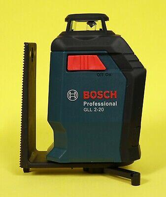 Excellent Bosch Gll 2-20 360 Horizontal Cross-line Laser