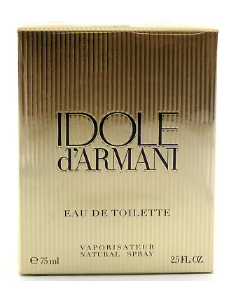 (GRUNDPREIS 199,87€/100ML) GIORGIO ARMANI IDOLE d´ARMANI 75ML EAU DE TOILETTE