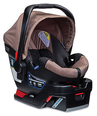 Britax B-Safe 35 Infant Car Seat in Sandstone Brand New!!