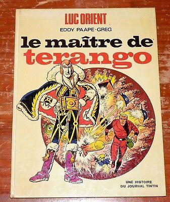Luc Orient : Le maître de Terango 1971