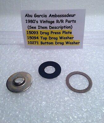Carbontex Drag Washers #SDA202 ABU GARCIA REEL PART 5000 84-2 Ambassadeur 2