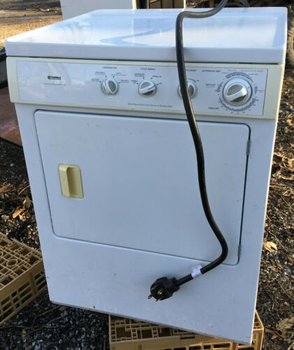 Kenmore Front Load Electric Dryer 417.83142300 LOCAL PICKUP ONLY