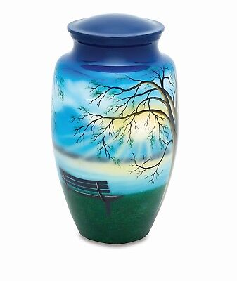 Lakeside View Adult Cremation Urn