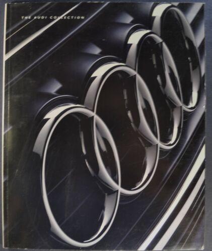 1996 Audi 40pg Brochure S6 A6 Sedan Wagon Cabriolet 90 Sport Excellent Original