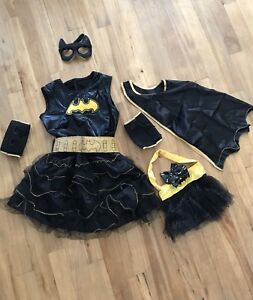 Girl/Boy's Superhero Halloween Costumes