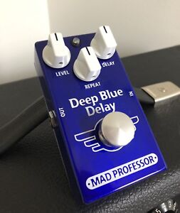 Mad Professor Deep Blue Delay (brand new)