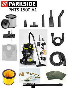 parkside pnts 1500 a1 sac d 39 aspirateur ian 63677 filtre. Black Bedroom Furniture Sets. Home Design Ideas