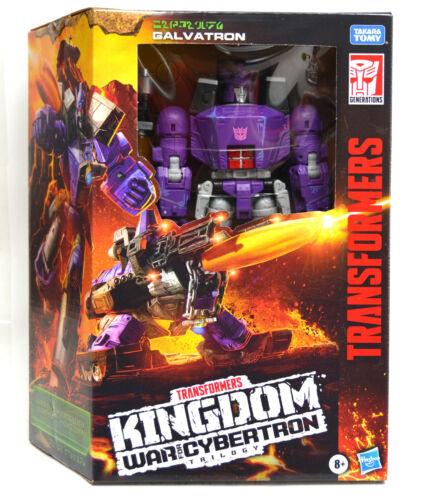Transformers Kingdom Leader Figure Galvatron WFC-K28 In Stock