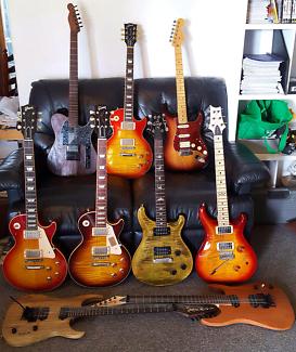 Guitar clearance sale