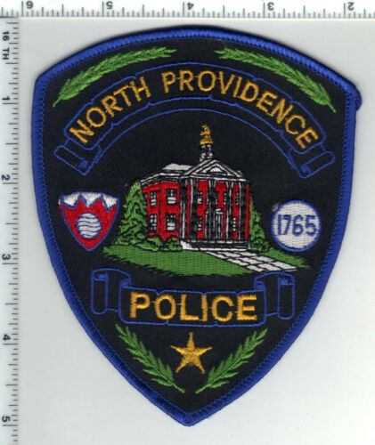 North Providence Police (Rhode Island) 3rd Issue Shoulder Patch
