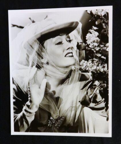 """GLORIA SWANSON"" star of silent movies & SUNSET BLVD - 2 movie photo stills"