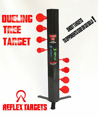 DUELING TREE Airgun Target  Air Rifle Pistol  FT HFT - REFLEX TARGETS