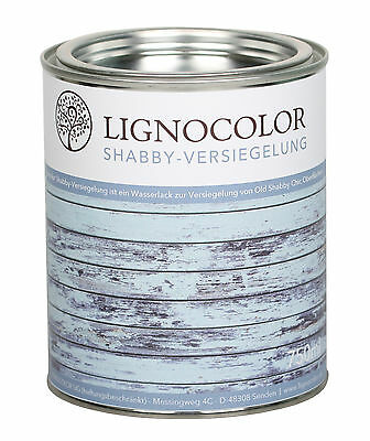 Lignocolor Shabby Versiegelung 750ml