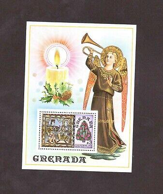 Grenada Souvenir Sheet  # 820 Mint Never Hinged (1977)