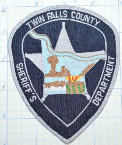 IDAHO, TWIN FALLS COUNTY SHERIFF