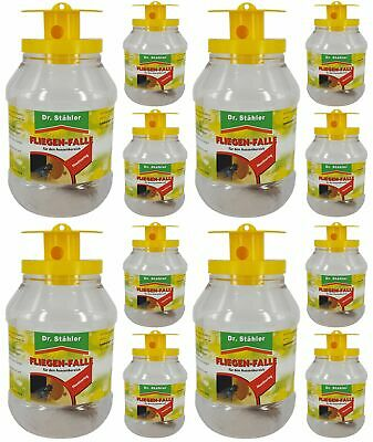 Savings Set: 12 X Dr.Stähler Flytrap for Outdoors