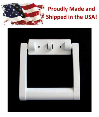 White Plastic Igloo Cooler Replacement Handles # 21023 for 25 - 72 qt Cooler