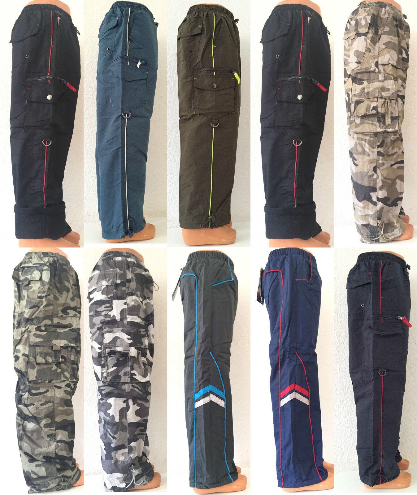 Kinder Winterhose Schneehose Gr 92-158 Thermohose Regenhose Jungen Skihose