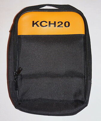 Soft Carrying Case Bag Kch20 Fluke 87 287 289 87v 88v 787 789 725 718 726 New