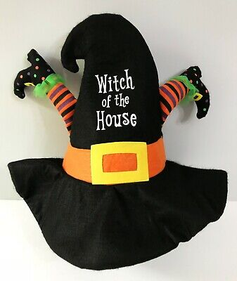 Funny Uncommon Halloween Costumes (Halloween Costume WITCH OF THE HOUSE HAT Womens Funny Party Prop)