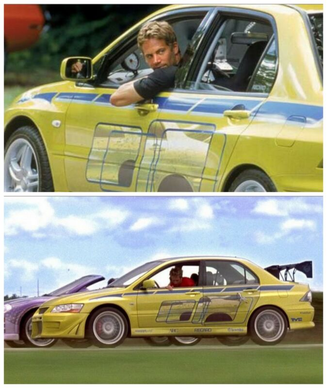 Beautiful 10 Of The Greatest Paul Walker Fast And Furious Cars  EBay