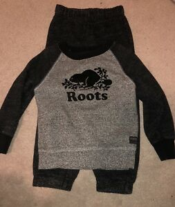Roots outfit