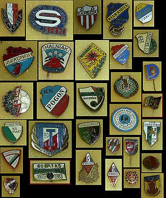 N. 31 PIN SPILLE DA GIACCA CLUB SPORTIVI POLONIA POLSKA PALLANUOTO CALCIO BASKET