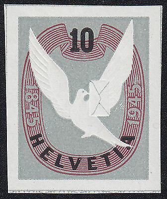 Schweiz Mi.Nr. 446 postfrisch Mi.Wert 45€ (6549)