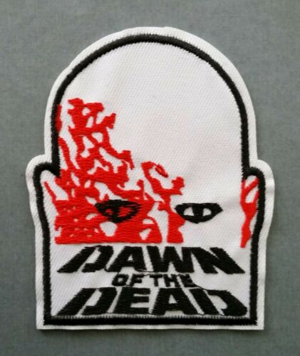 Dawn of the Dead  Embroidered Patch  Horror George Romero Movie Classic New