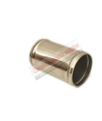 50 mm OD Aluminium Car Radiator Hose Connector/Pipe/Joiner 80 Long