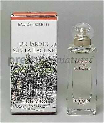 ღ Un Jardin sur La Lagune - Hermes - Miniatur EDT 7,5ml...