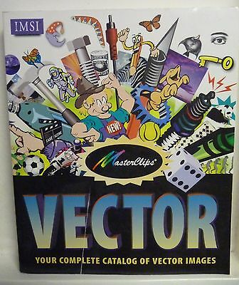 Masterclips Vector Your Complete Catalog Of Vector Images 1996 Paperback Imsi