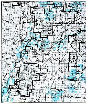 野生动物王国地图