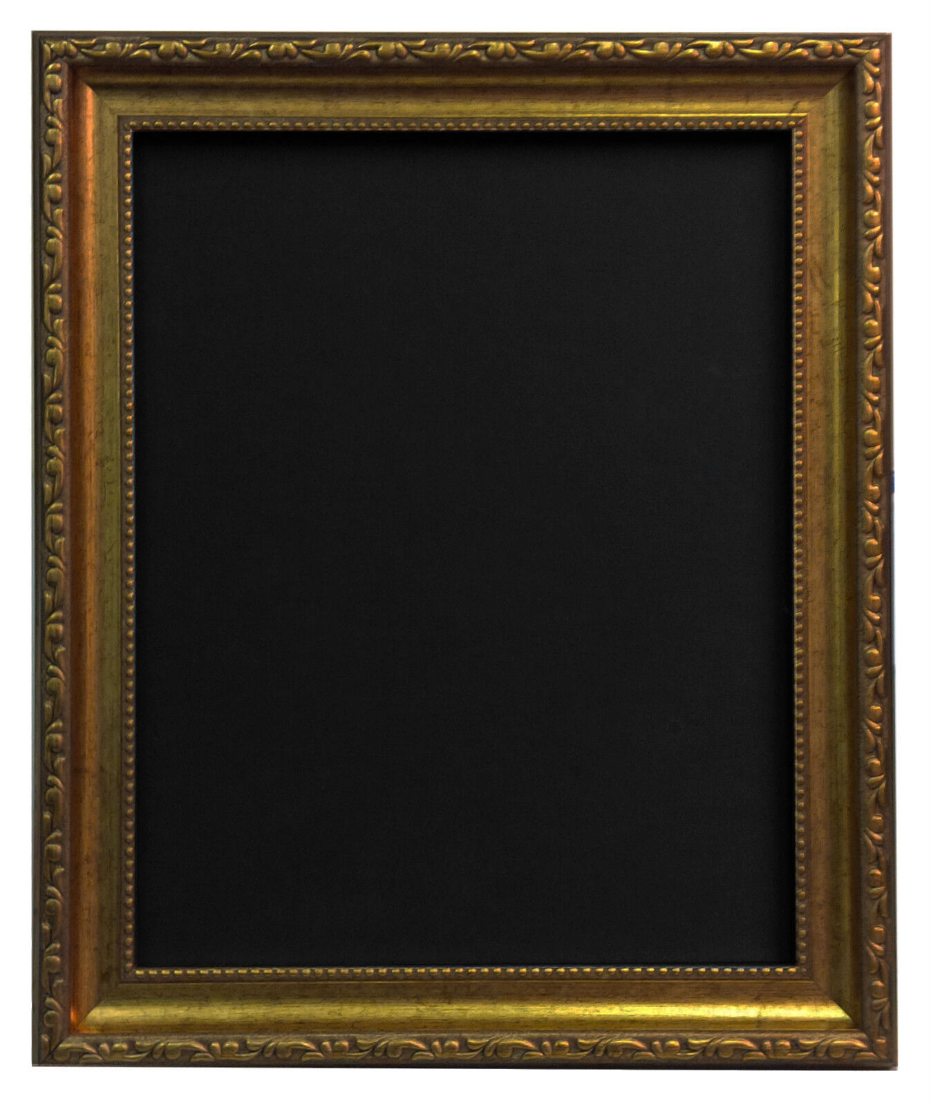 Shabby Chic Gold Photo Picture Frames Acid Free Backing