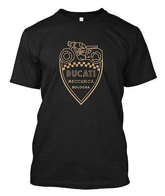 DUCATI old logo vintage - Custom t-shirt tee