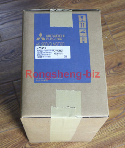 Brand New in Box Mitsubishi HC353S Servo Motor