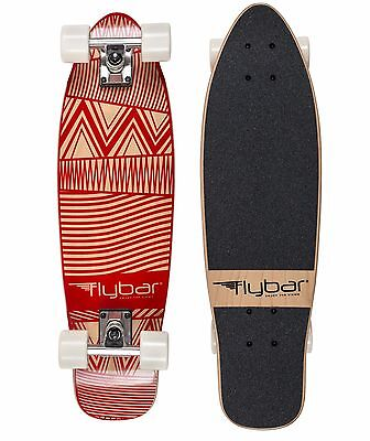 Flybar Skate Cruiser Boards 24 to 27.5in Complete Skateboards 4 Styles New