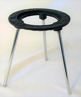Lab Bunsen Burner Tripod Cast Iron Support Stand 6 Height New