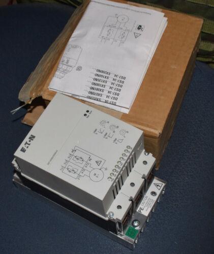 EATON DS7-340SX055N0-N SOFT START CONTROLLER 55A F33 200-480 VAC