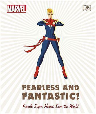 Marvel Fearless und Fantastische! Weiblich Superhelden Save The World Sam Maggs ()
