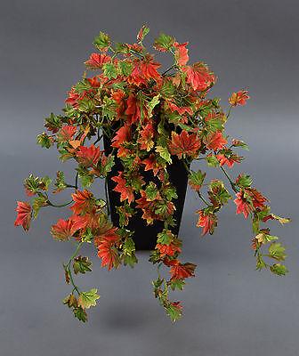 Ahornranke 40x30cm herbstfarben AD Kunstpflanzen Kunstblumen künstliche Pflanzen